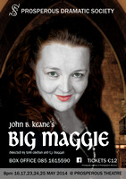 Big Maggie Poster
